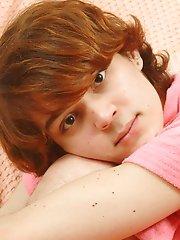 19 y.o. nude boy model - Dima